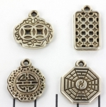 chinese vormen - zilver