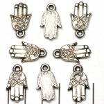 hand van fatima - zilver