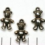 bear - 26 mm silver