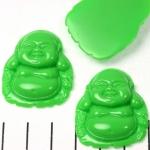 happy buddha - groen