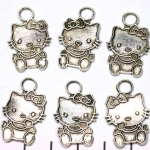 hello kitty - zilver