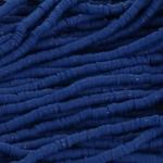 Katsuki Heishi (disc)kralen 4 mm - blauw