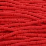 Katsuki Heishi (disc)kralen 4 mm - rood