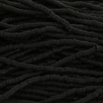 Katsuki Heishi (disc)beads 4 mm - black