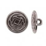 keltische knoop - antiek zilver