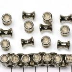 diabolo - silver 10 mm
