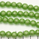 ijsparels 8 mm - groen