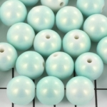 acrylic spray pearl 13 mm - babyblue