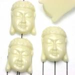 meditation buddha - beige
