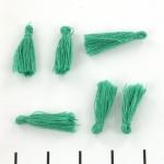 kwastje 19 mm - groen