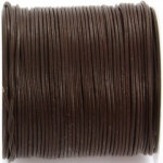 leather 1 mm - brown