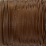 leather 1 mm - brown hazelnut