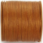 leer 2 mm - metallic cinnamon