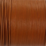 leather 2 mm - cinnamon