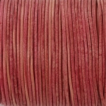 leer 1 mm - pink distressed