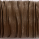 leather 1 mm - tan