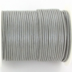 leer 2 mm - metallic pastel grey