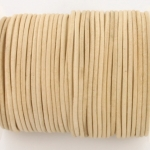 leer 2 mm - naturel beige