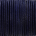 leather 2 mm - purple