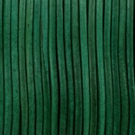 leer 2 mm - naturel groen