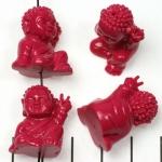 young buddha peace - donkerroze fushia