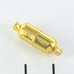 langwerpig magnetisch slotje sterk - goud