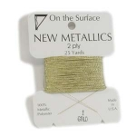 metaal draad - goud
