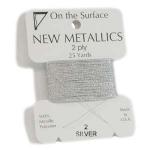 metaal draad - zilver