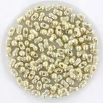 miyuki berry bead - duracoat galvanized silver