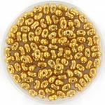 miyuki berry bead - duracoat galvanized gold