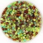 miyuki cubes 1.8mm - good earth