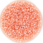 miyuki delica's 11/0 - shell pink luster