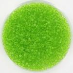 miyuki delica's 11/0 - transparant lime