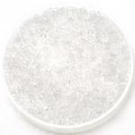miyuki delica's 11/0 - transparant crystal