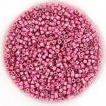 miyuki delica's 11/0 - duracoat galvanized hot pink