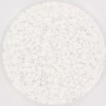 miyuki delica's 11/0 - opaque white