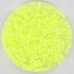 miyuki delica's 11/0 - luminous lime aid