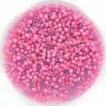 miyuki delica's 11/0 - luminous pink taffy