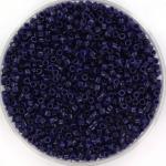 miyuki delica's 11/0 - duracoat opaque matte dyed cobalt
