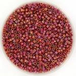 miyuki delica's 11/0 - opaque glazed dark red