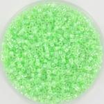 miyuki delica's 11/0 - ceylon mint green