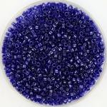 miyuki delica's 11/0 - transparant luster  cobalt