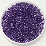 miyuki delica's 11/0 - galvanized dark lilac