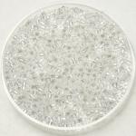 miyuki delica's 11/0 - transparant luster crystal