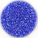 miyuki delica's 11/0 - lined ab cobalt sapphire