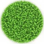 miyuki delica's 11/0 - opaque green
