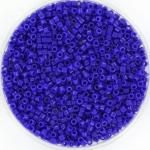 miyuki delica's 11/0 - opaque cobalt