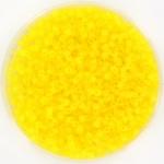 miyuki delica's 11/0 - transparant matte yellow