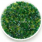miyuki delica's 11/0 - ever green