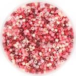 miyuki delica's 11/0 - pretty pink